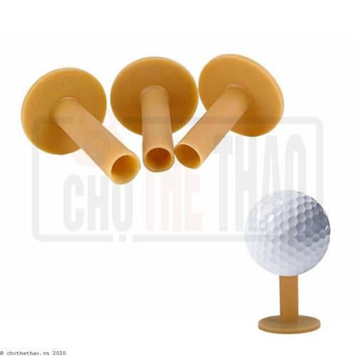 Tee golf cao su loại 54, 70, 83