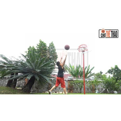 Trụ bóng rổ thay đổi độ cao 801810