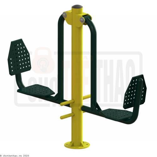 Máy tập thể dục ngoài trời ĐẠP CHÂN TODO424