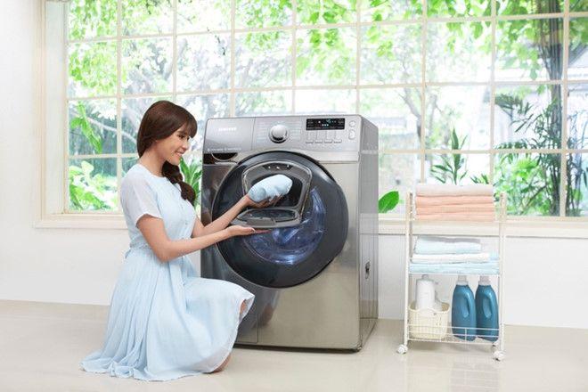Cách vệ sinh máy giặt tại nhà