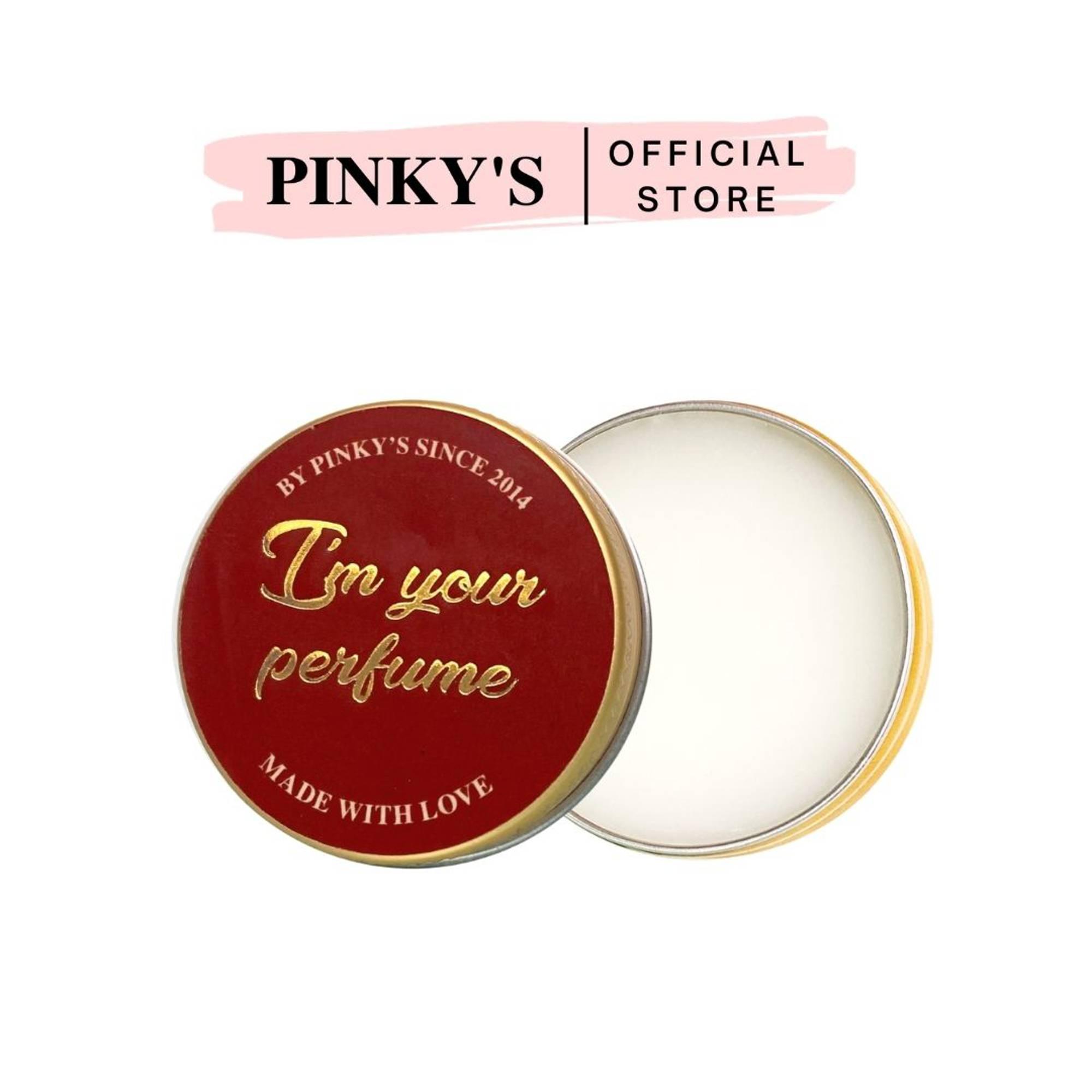 Nước hoa khô dạng sáp PINKY'S mùi Mon Paris