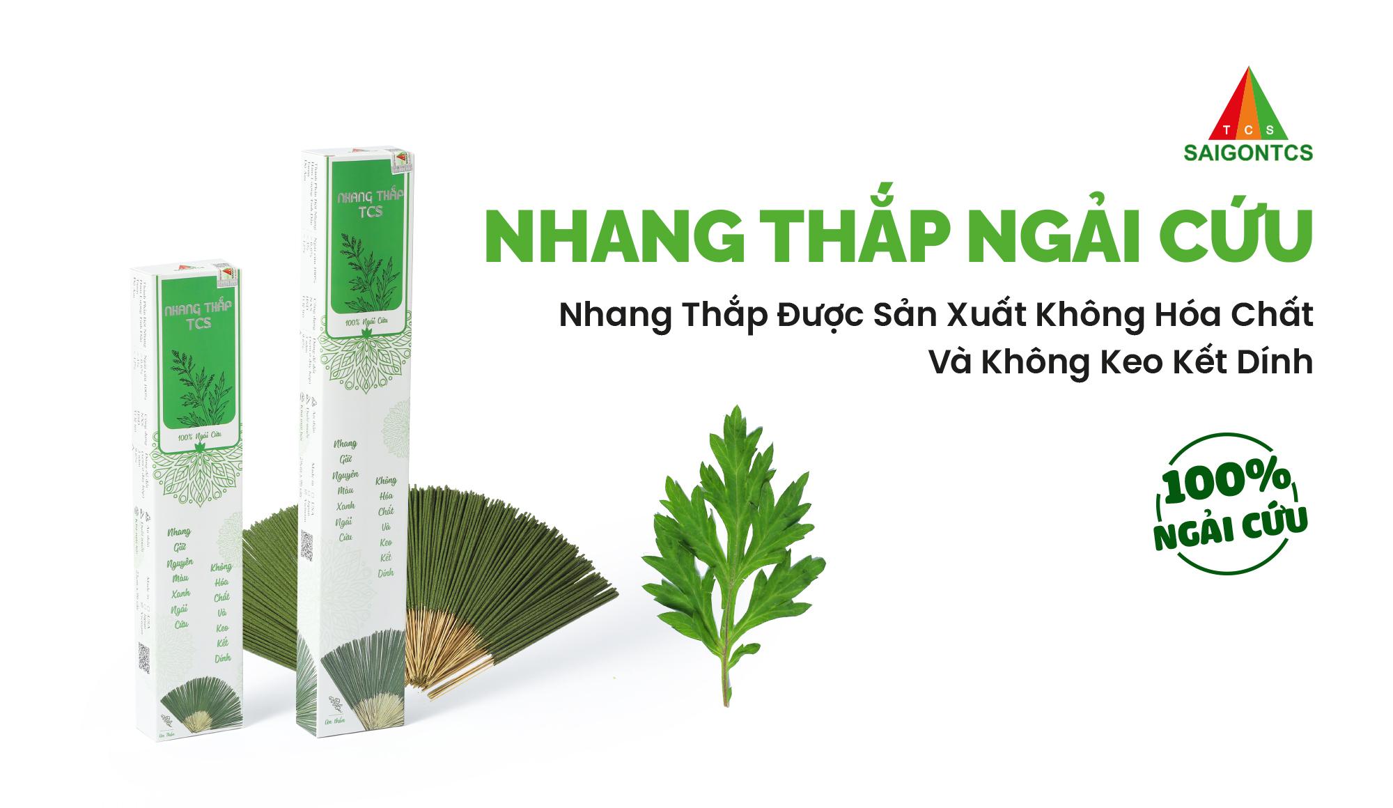NHANG THẮP TCS
